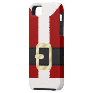 Juego de Papá Noel iPhone 5 Fundas