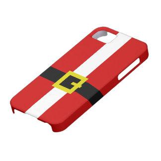 Juego de Papá Noel iPhone 5 Case-Mate Cárcasas