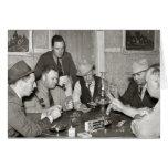 Juego de póker, 1939 tarjetas