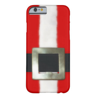 Juego de Santa del navidad Funda De iPhone 6 Barely There