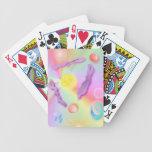 Juego de tarjeta del alma del arco iris baraja