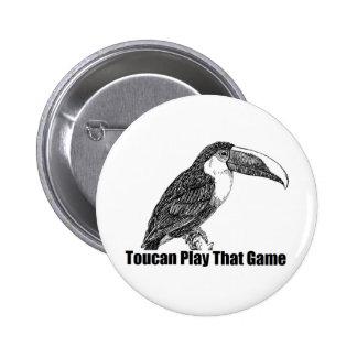 Juego de Toucan que juego Pins