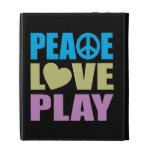 Juego del amor de la paz