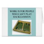 juego del backgammon tarjeton