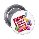 Juego del bingo pin