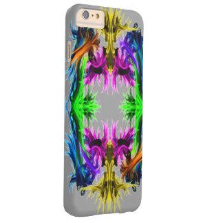 Juego del iPhone de los colores más el caso Funda Para iPhone 6 Plus Barely There