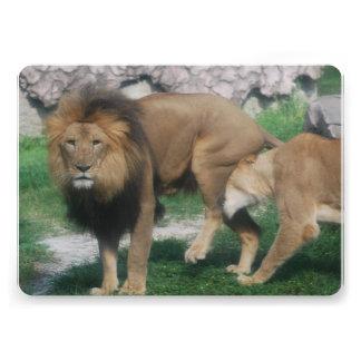 Juego del león