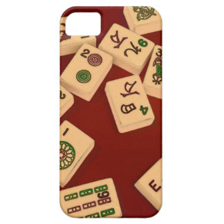 Juego del Mah Jongg Funda Para iPhone SE/5/5s