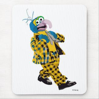 Juego Disney de la tela escocesa de Gonzo de los Tapetes De Ratones