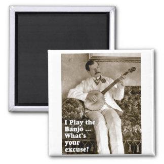 Juego el imán del banjo…