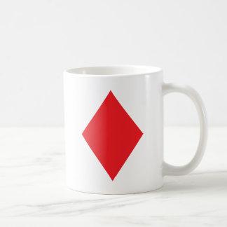 Juego el jugar de tarjeta del diamante del póker taza clásica