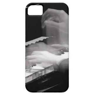 Juego el piano iPhone 5 Case-Mate carcasa
