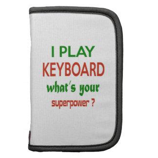 ¿Juego el teclado cuál es su superpotencia? Organizador
