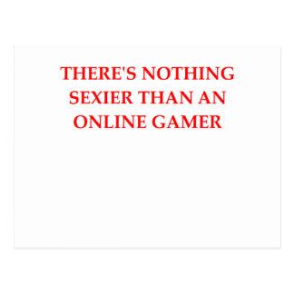juego en línea postal