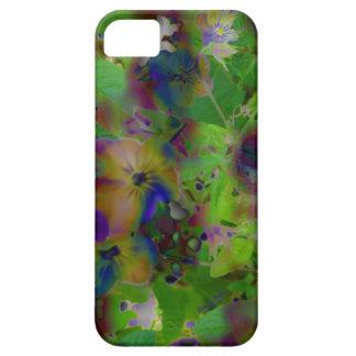 Juego en pintura iPhone 5 funda