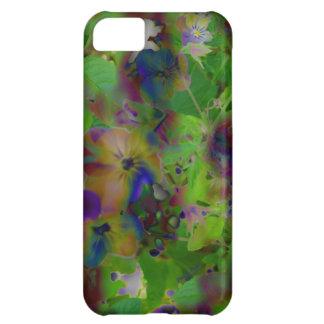 Juego en pintura funda para iPhone 5C