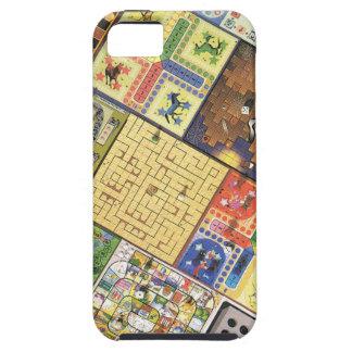 ¡Juego encendido!  Juegos de mesa Funda Para iPhone SE/5/5s