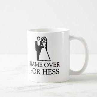Juego encima para Hess Taza De Café
