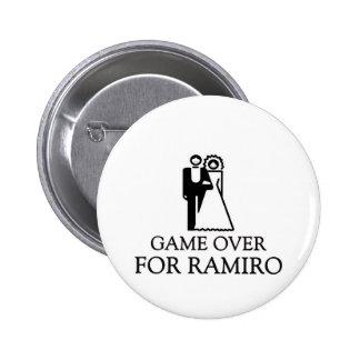Juego encima para Ramiro Pin