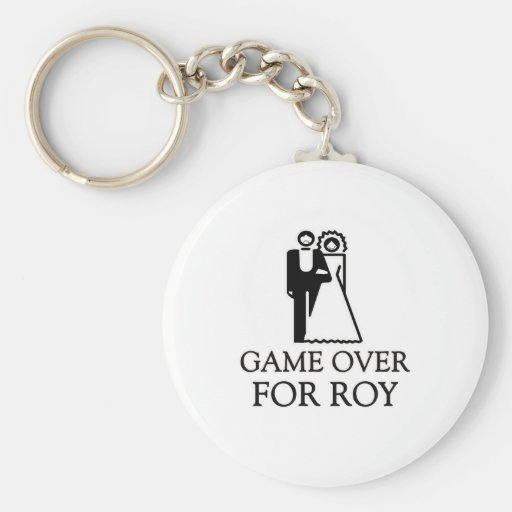 Juego encima para Roy Llavero