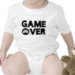 Juego encima traje de bebé