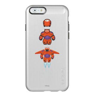 Juego estupendo anaranjado de Baymax Funda Para iPhone 6 Plus Incipio Feather Shine