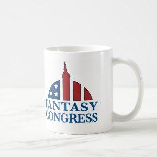 Juego la taza del congreso de la fantasía de las