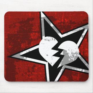 Juego Mousepad de la máquina del odio (rojo)