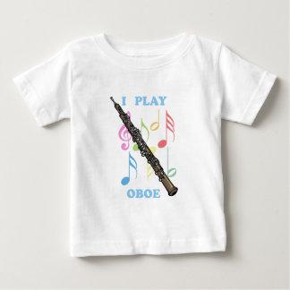 Juego Oboe Playera De Bebé