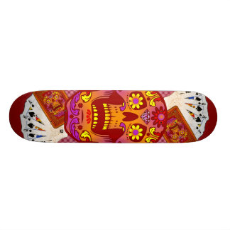 Juego of muertos los skateboard
