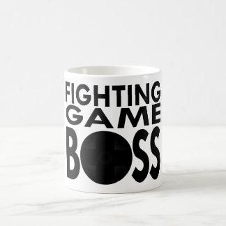 Juego que lucha Boss Taza Clásica