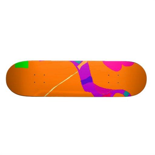 Juego sabio del huevo del verde del ingenio de la  tablas de skate