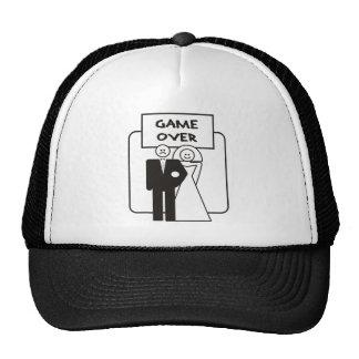 Juego sobre boda gorra
