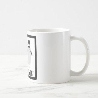 juego sobre icono lesbiano de los pares taza de café