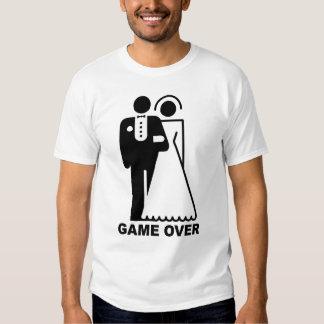 Juego sobre la camiseta poleras