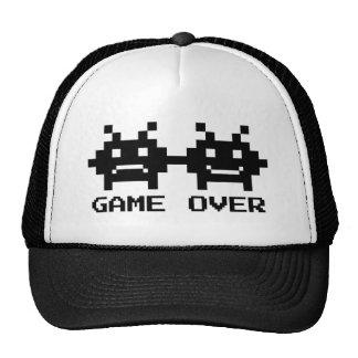 JUEGO SOBRE los gorras del camionero para el novio