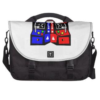 Juegos de arcada bolsas de portátil