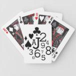 Juegos de conexión en cascada de la tarjeta del pa baraja de cartas