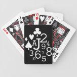Juegos de conexión en cascada de la tarjeta del pa baraja cartas de poker
