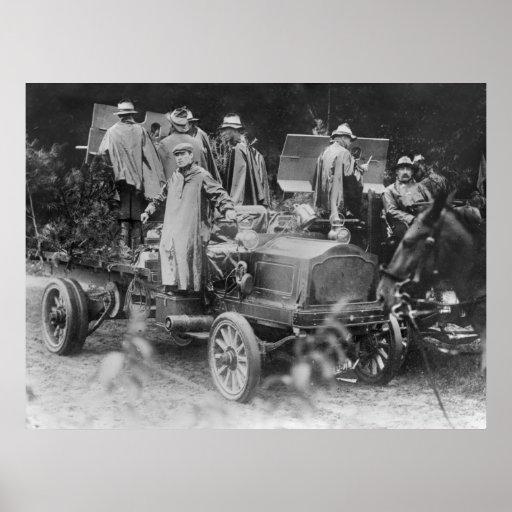 Juegos de guerra, 1900s tempranos póster