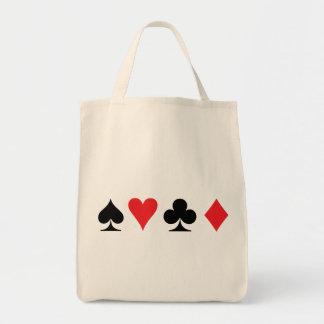 Juegos de la tarjeta bolsas