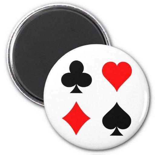 Juegos de la tarjeta de la veintiuna/del póker: Ar Imanes
