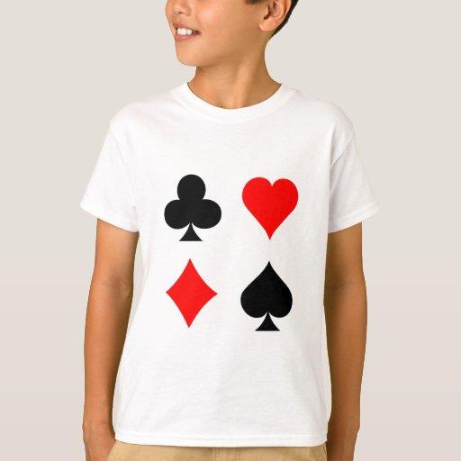 Juegos de la tarjeta de la veintiuna/del póker: playera