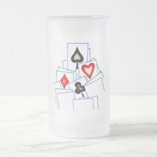 Juegos de la tarjeta tazas