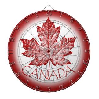 Juegos de los Dartboards del recuerdo de Canadá