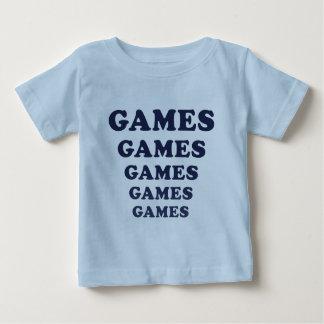 Juegos de los juegos de los juegos de los juegos tee shirts