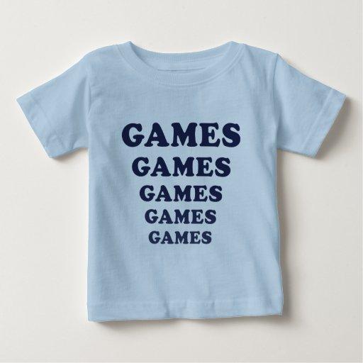Juegos de los juegos de los juegos de los juegos playera