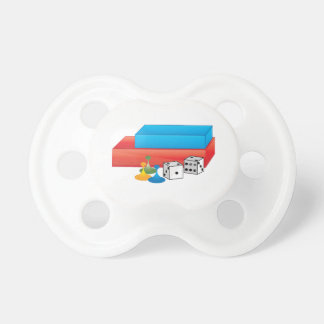 Juegos de mesa chupetes para bebes