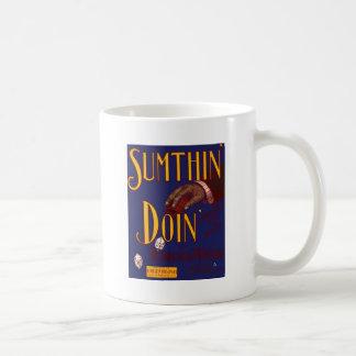 Juegos de mierdas de los dados del arte de la taza clásica