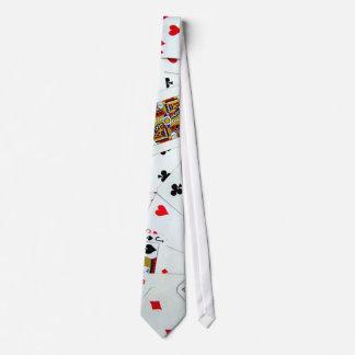 Juegos de naipe corbatas personalizadas